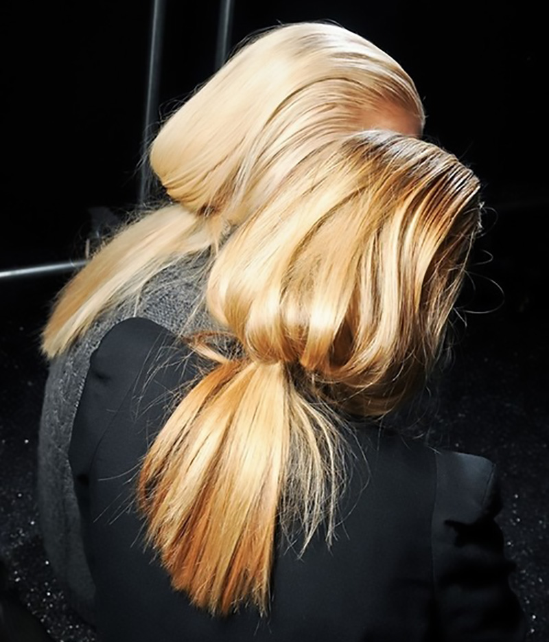 ponytails fashion, ponytails style, ponytails hairstyles (2)