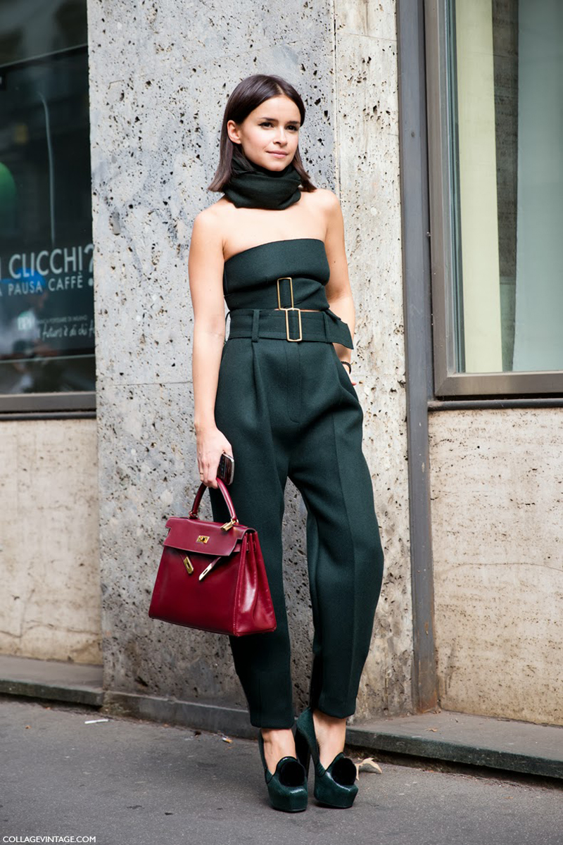 See the best street style looks from Milan ss14 (29)