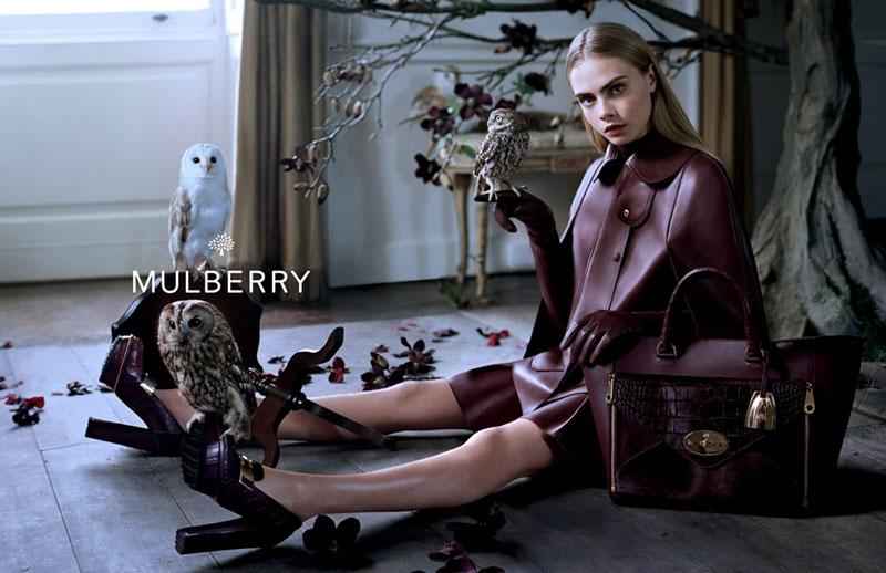 cara delevingne, cara delevingne mulberry, cara delevingne mulberry campaign