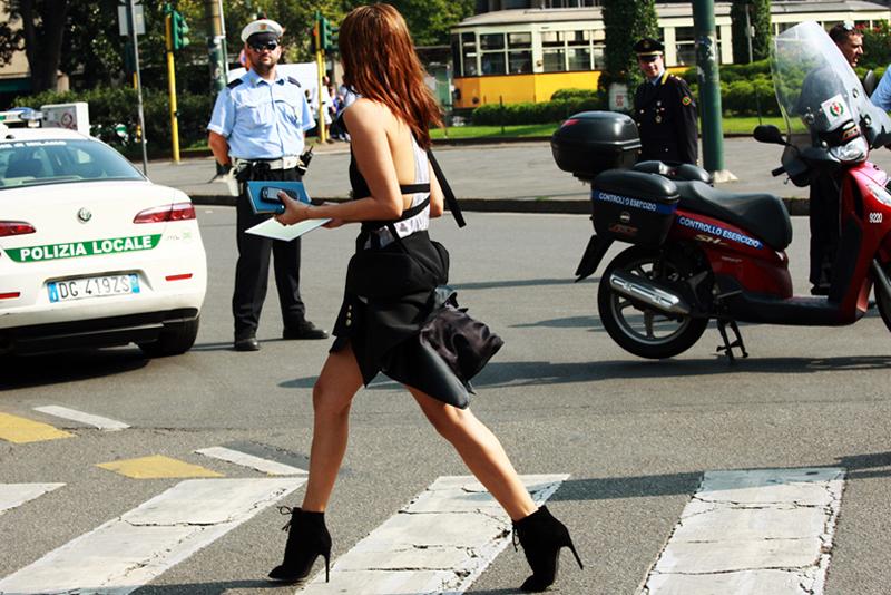 christine centenera, christine centenera style, christine centenera street style, christine centenera fashion week (4)