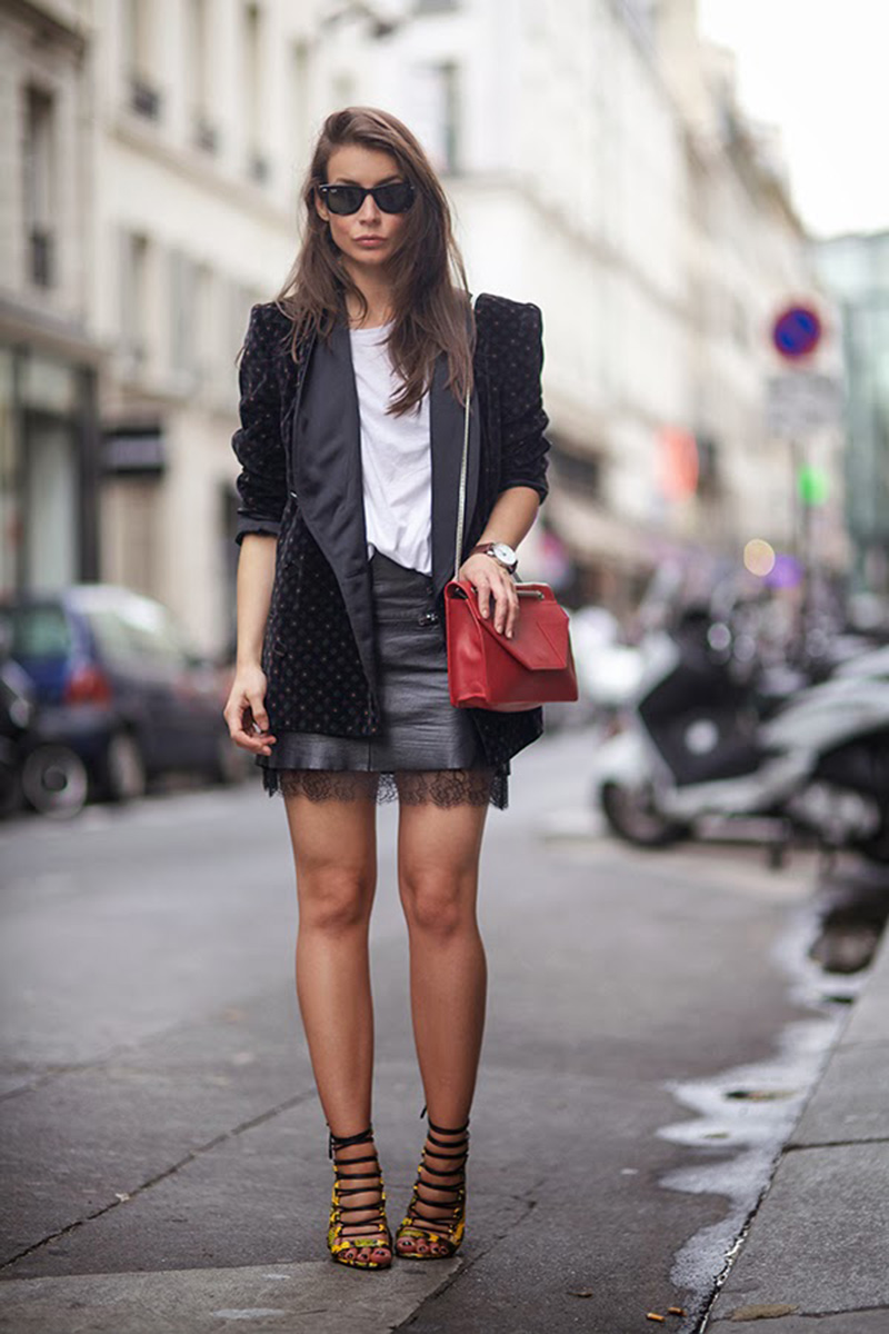 look of the day