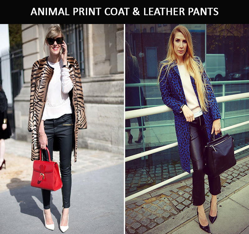 animal print coat, leopard coat