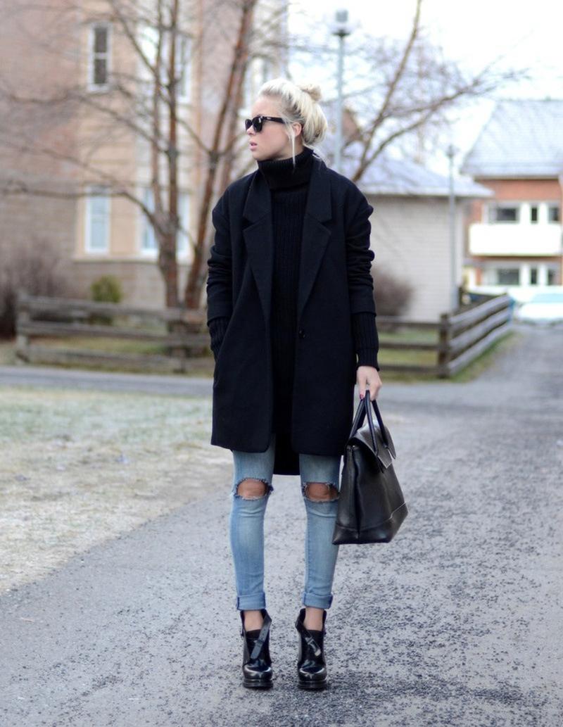 turtleneck trend, turtlenecks street style, turtleneck fashion (19)