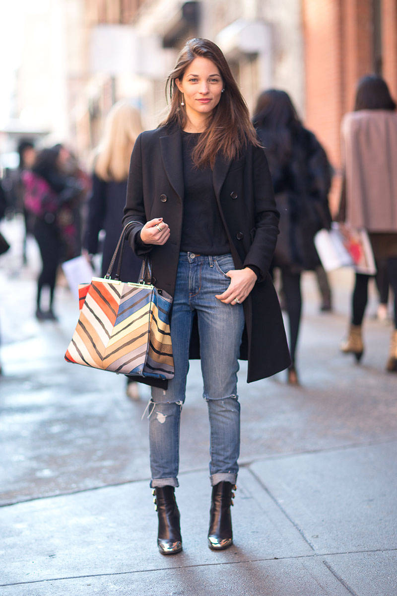 nyfw, fashion week aw14, fashion week street style, nyfw street style (13)