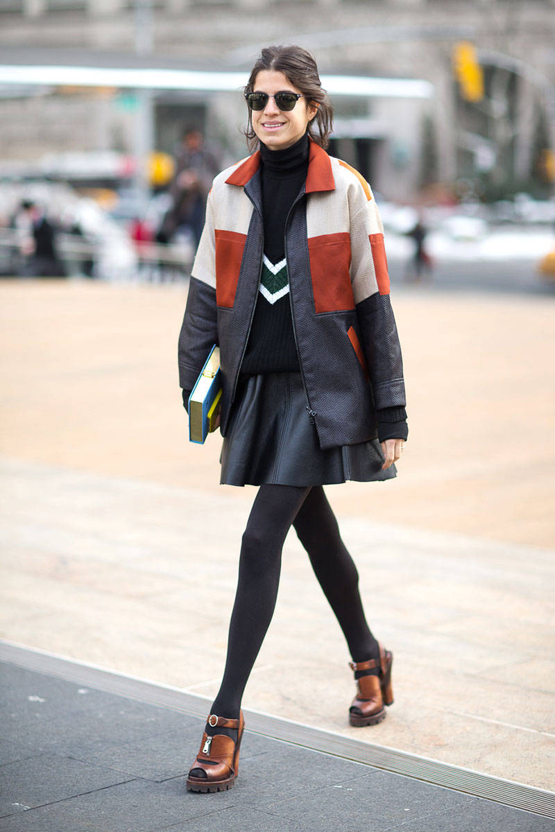 nyfw, fashion week aw14, fashion week street style, nyfw street style (9)