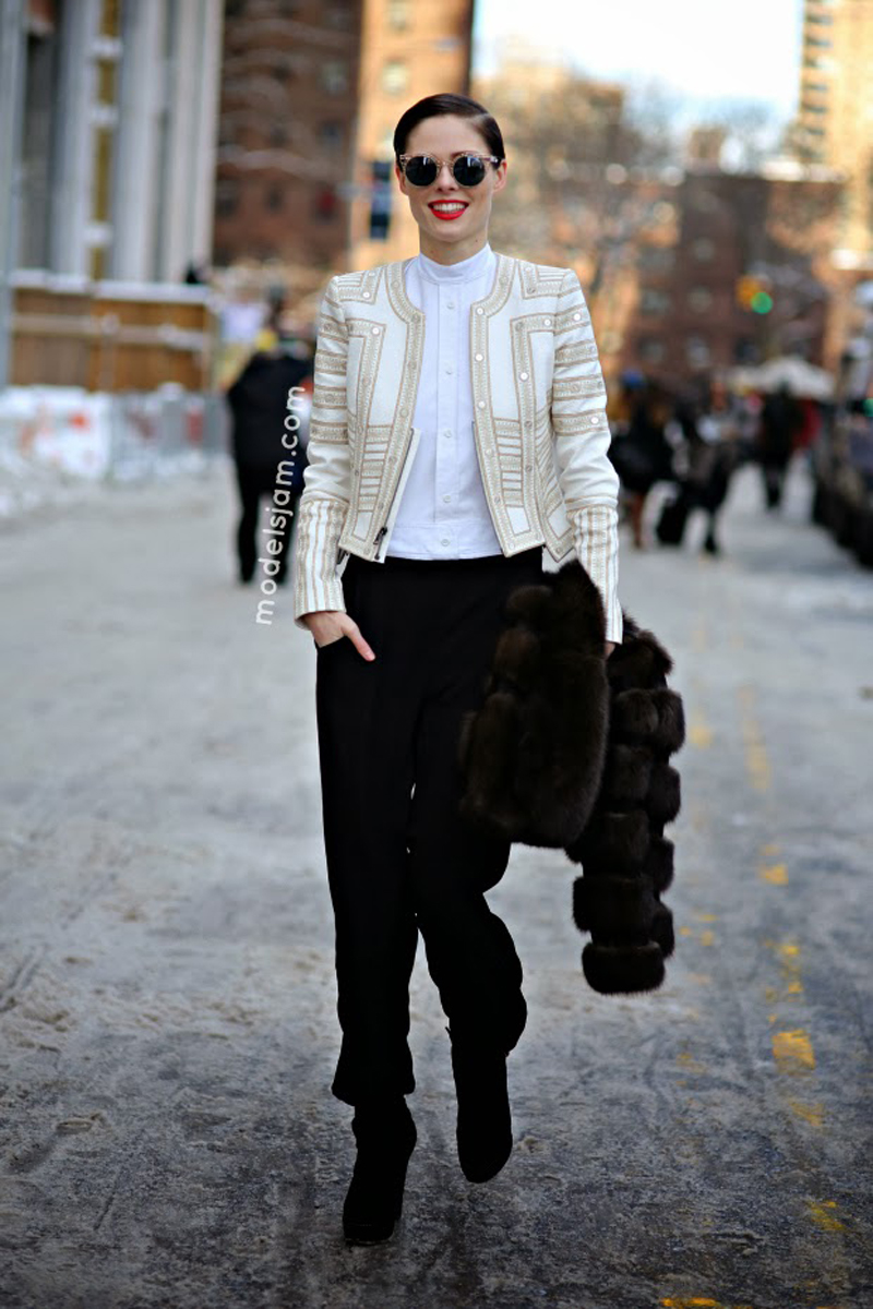 nyfw, fashion week aw14, fashion week street style, nyfw street style (17)