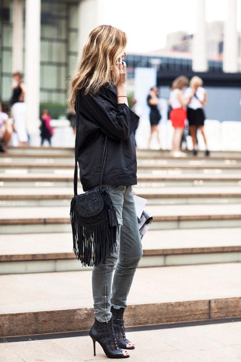 gray street style, gray fashion, gray inspiration (9)