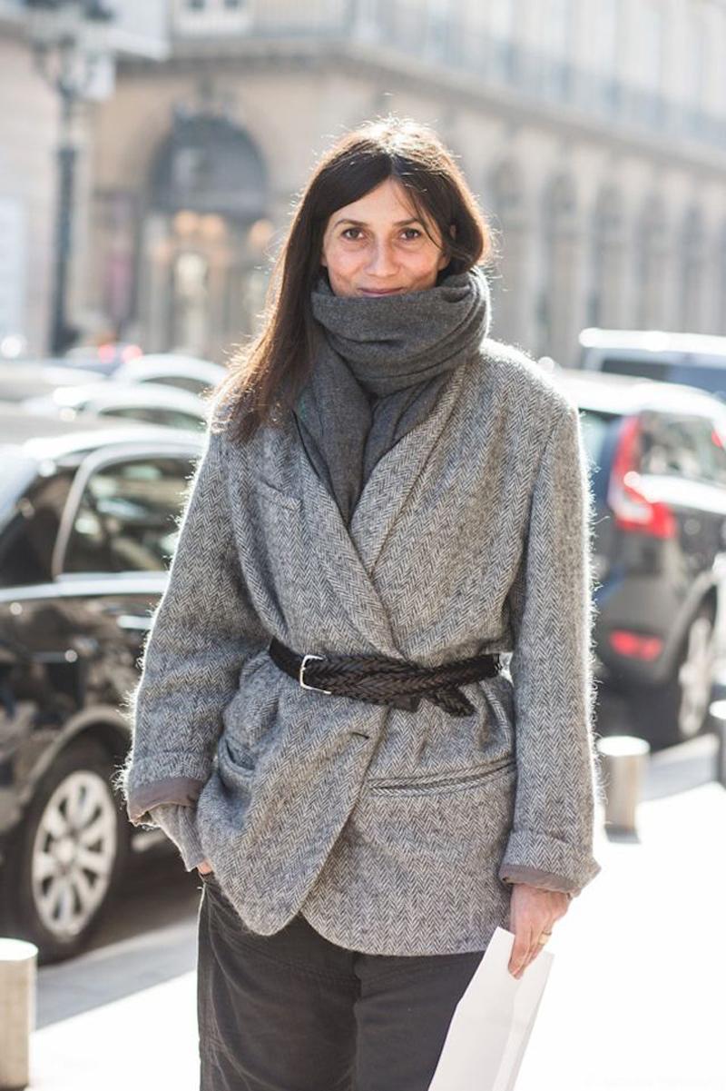 gray street style, gray fashion, gray inspiration (20)