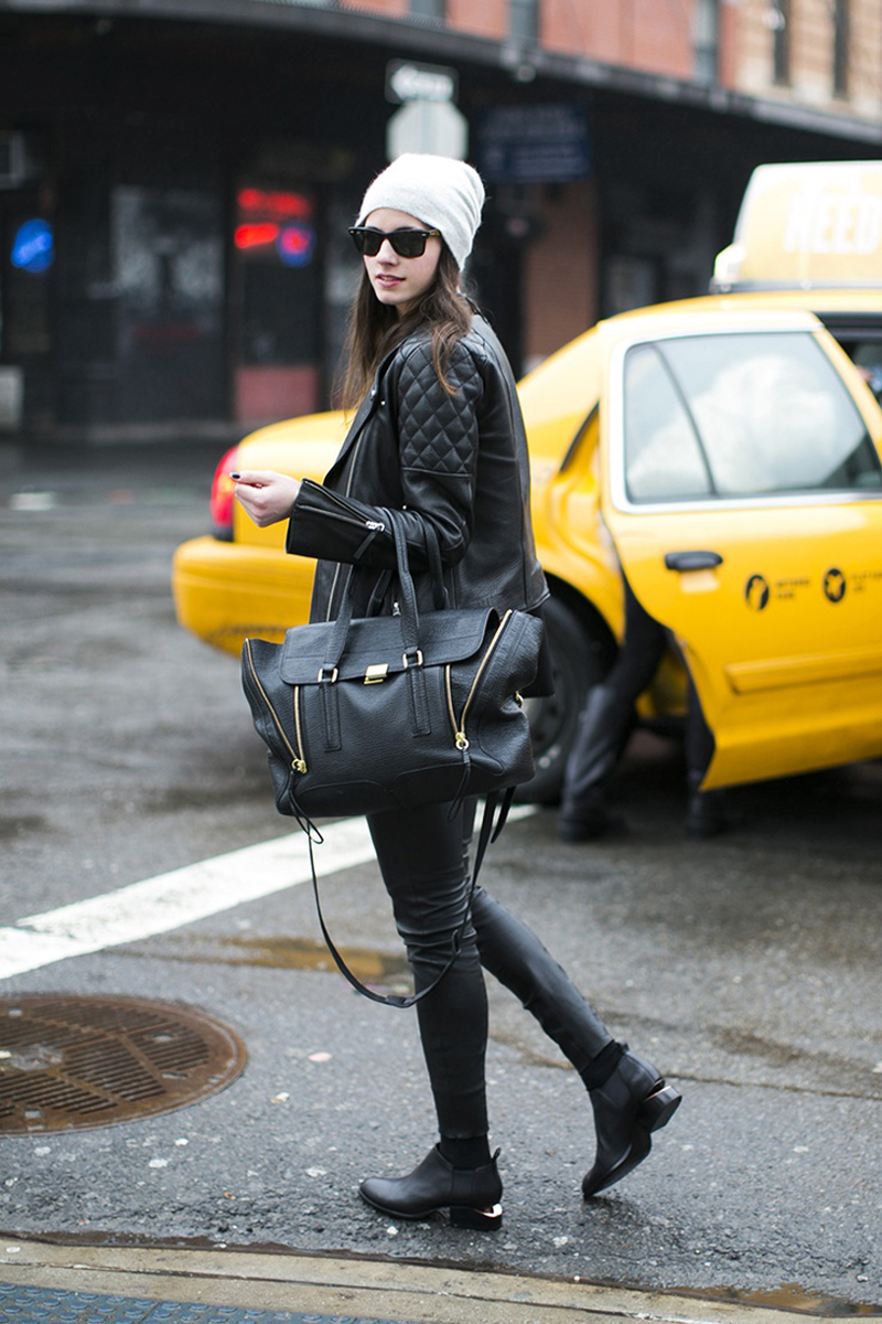 black inspiration, black street style, all black (29)