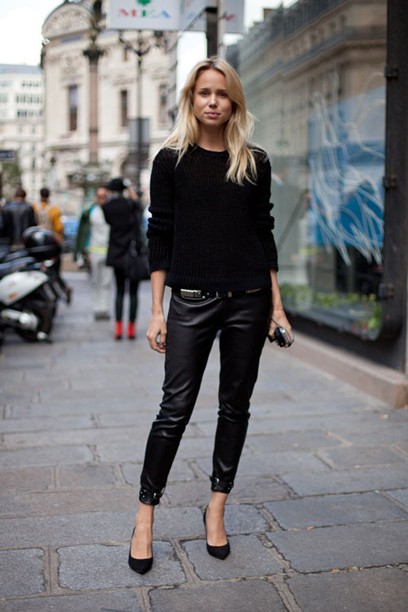 black inspiration, black street style, all black (10)