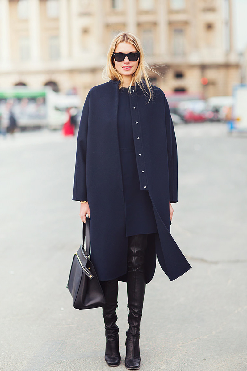black inspiration, black street style, all black (5)