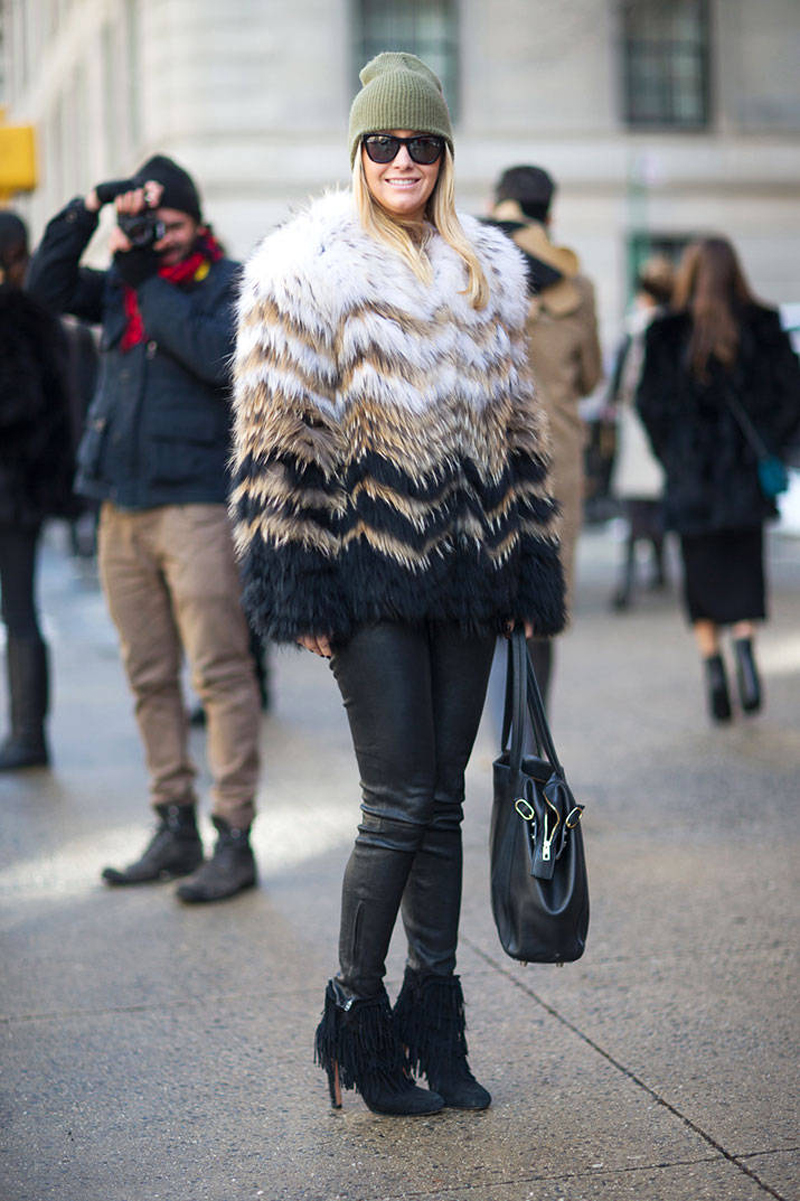 nyfw, fashion week aw14, fashion week street style, nyfw street style (4)