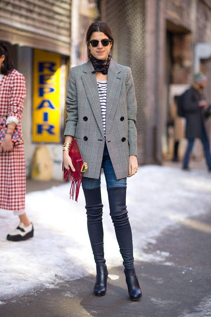 nyfw, fashion week aw14, fashion week street style, nyfw street style (20)