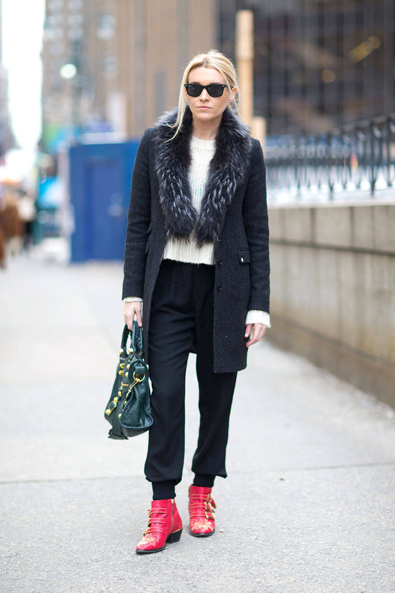 nyfw, fashion week aw14, fashion week street style, nyfw street style (16)