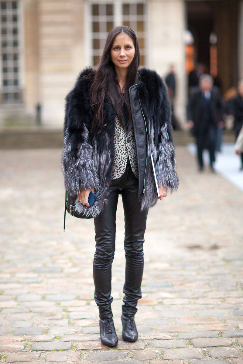 paris couture spring 2014, paris couture street style, paris couture spring 2014 (5)