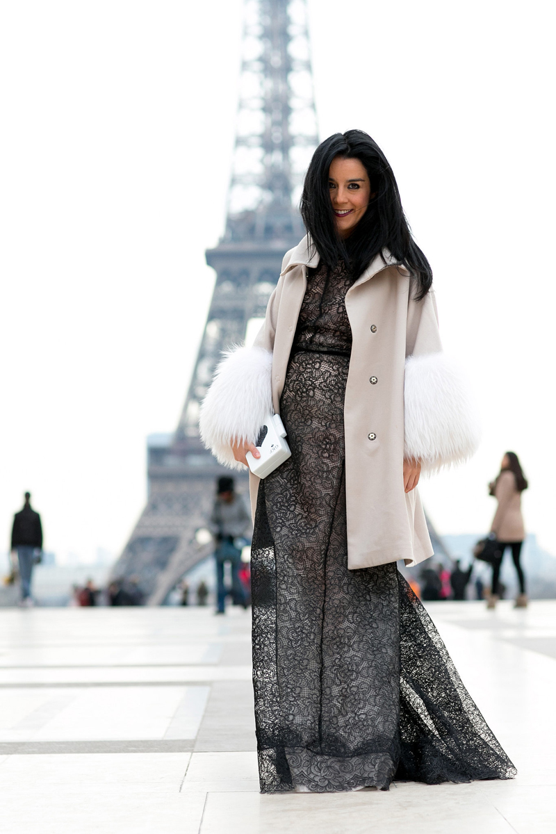 paris couture spring 2014, paris couture street style, paris couture spring 2014 (1)