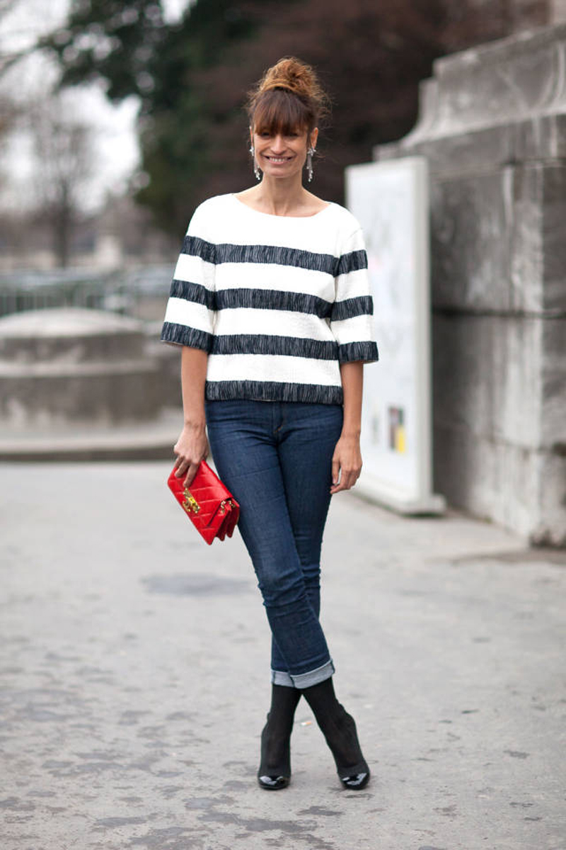 paris couture spring 2014, paris couture street style, paris couture spring 2014 (16)