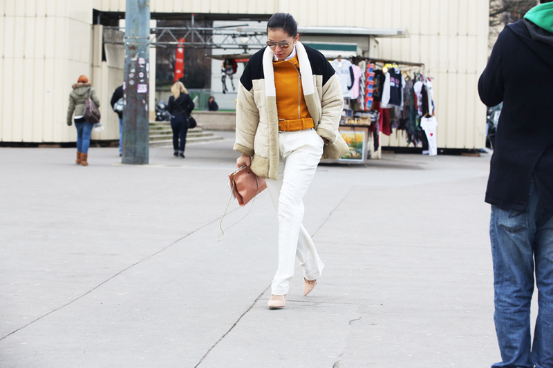 paris couture spring 2014, paris couture street style, paris couture spring 2014 (12)