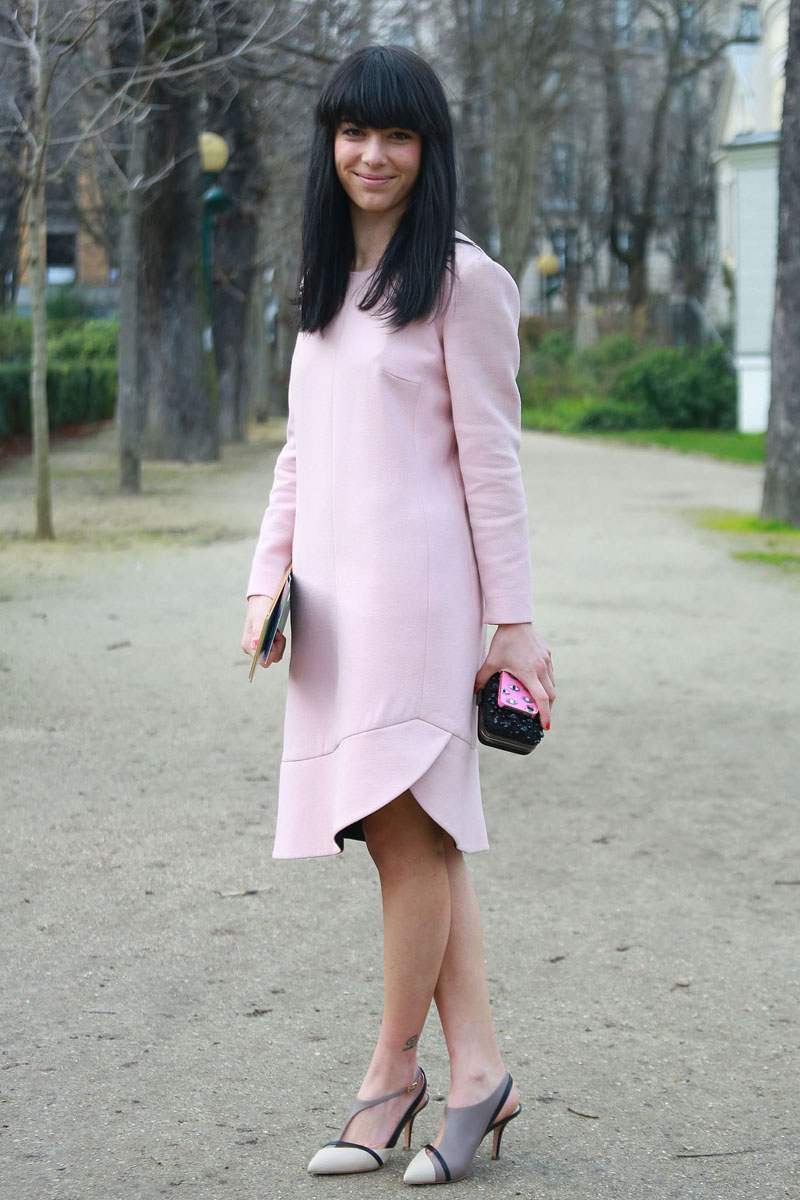 paris fashion week, fashion week aw14, paris street style, paris fashion week aw14 (12)