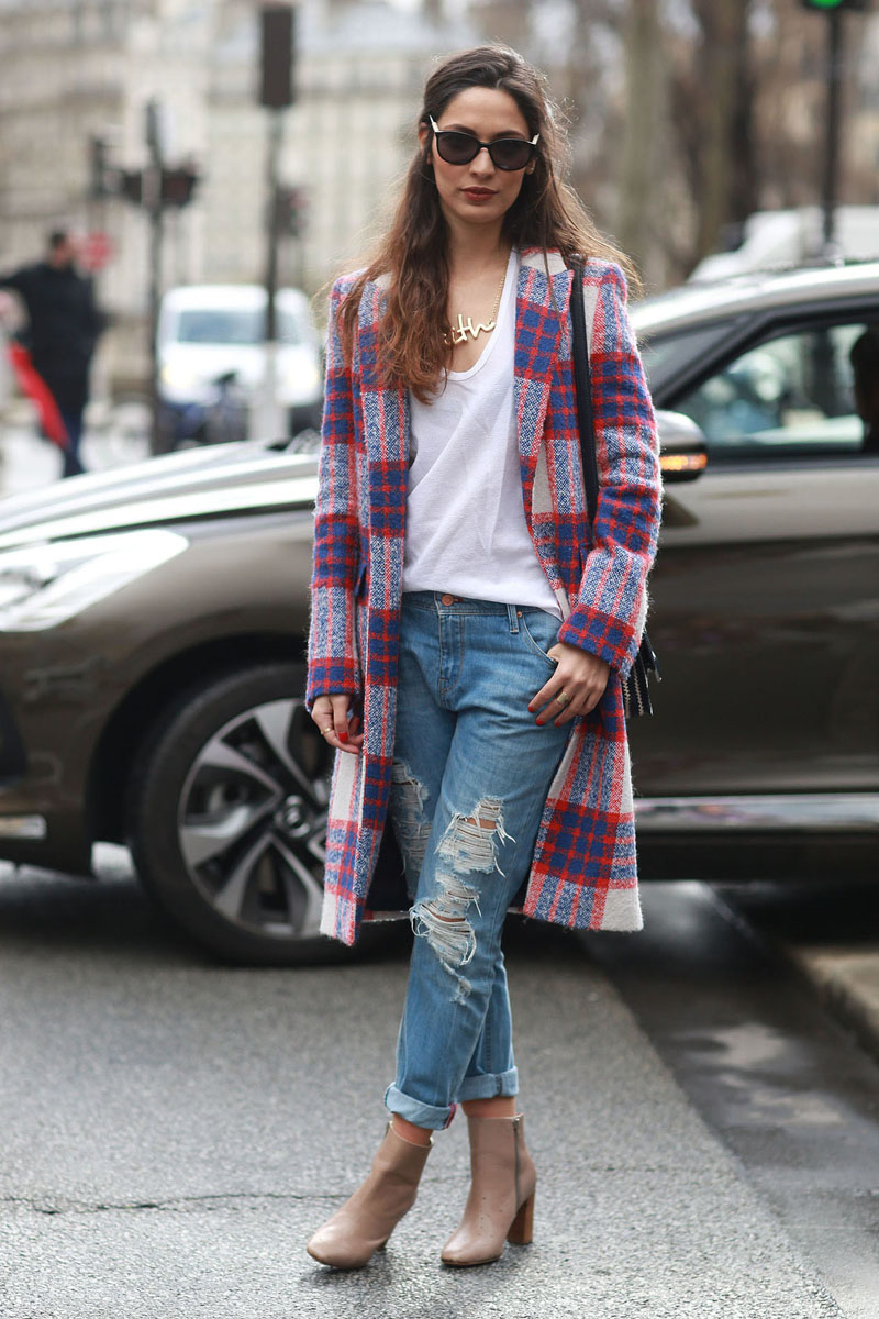 paris fashion week, fashion week aw14, paris street style, paris fashion week aw14 (2)