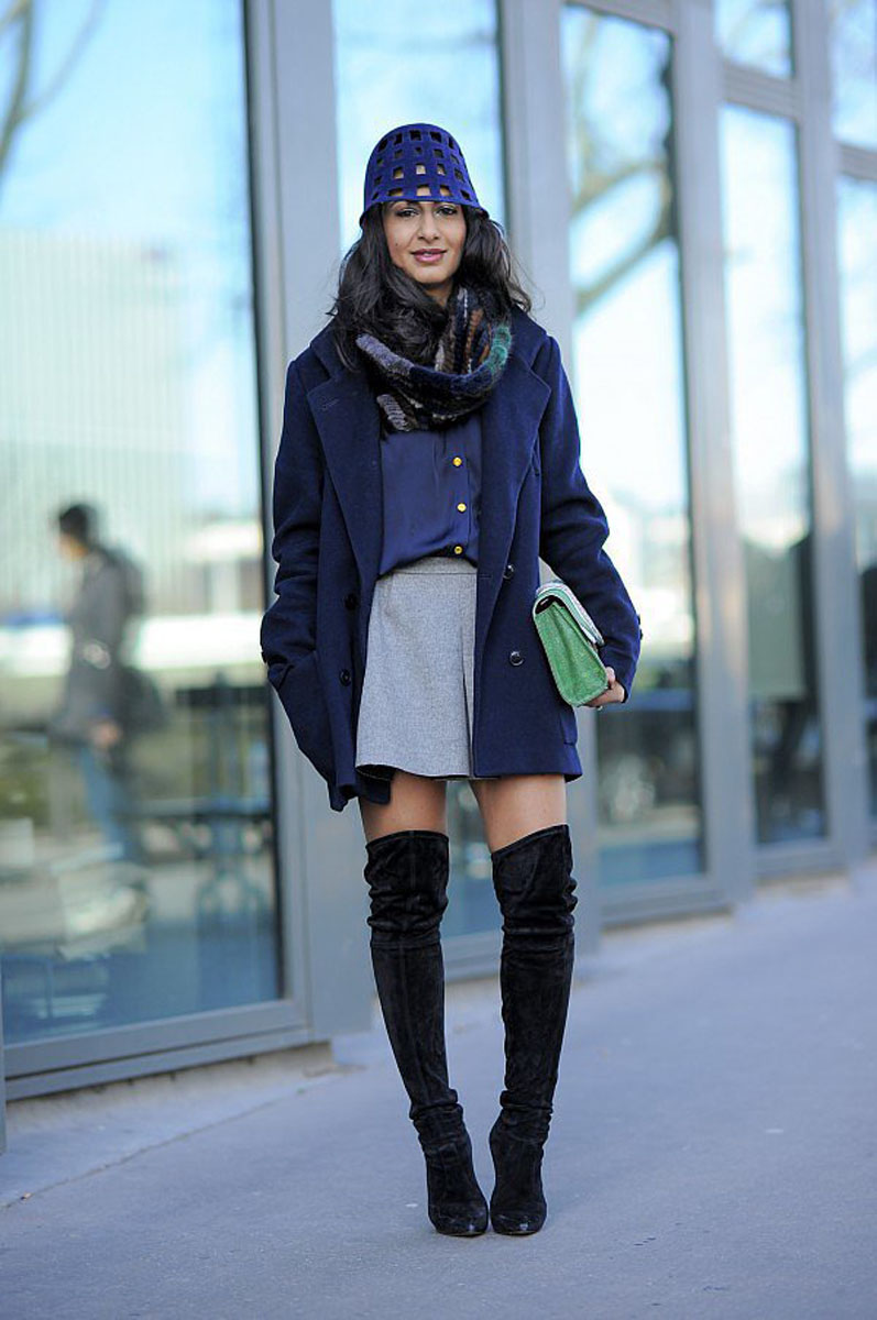 paris fashion week, fashion week aw14, paris street style, paris fashion week aw14 (27)