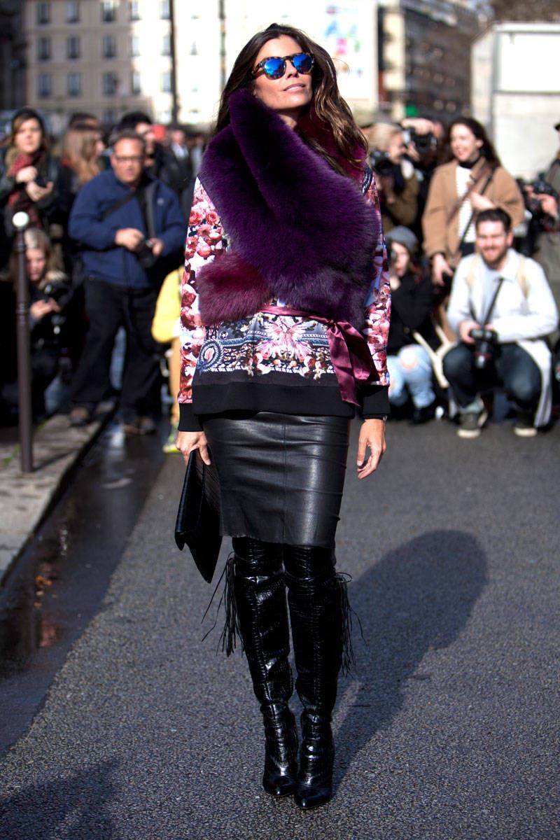 paris fashion week, fashion week aw14, paris street style, paris fashion week aw14 (23)