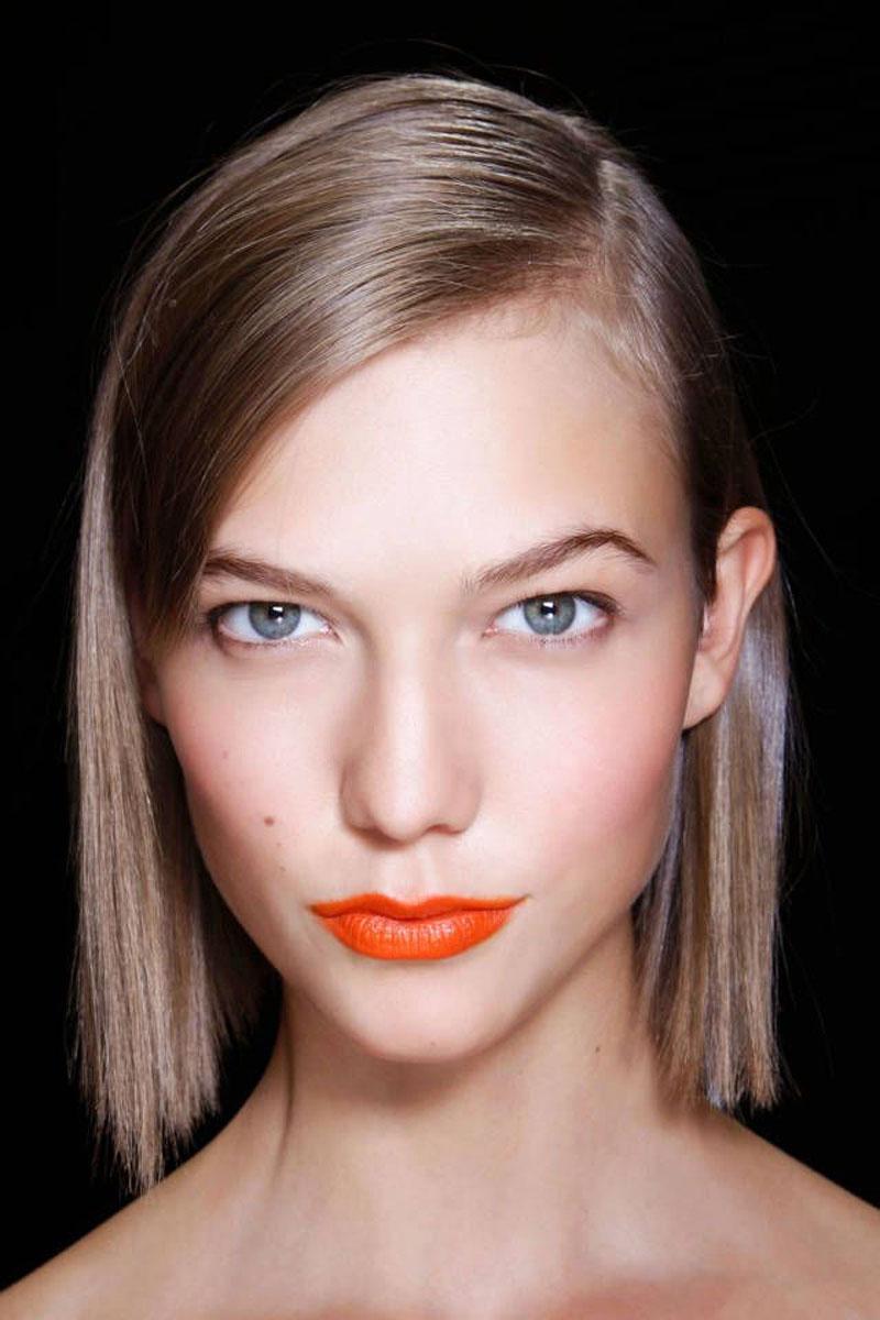 orange lips, orange lips trend (18)
