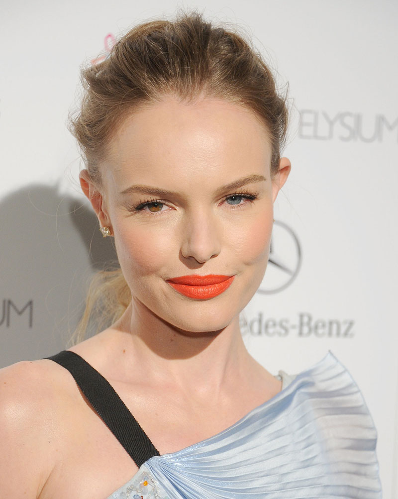 orange lips, orange lips trend (6)