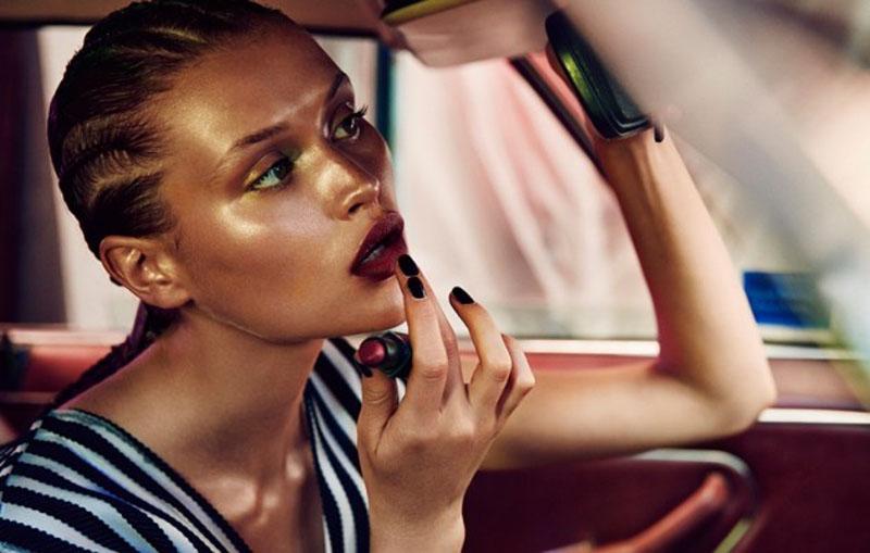 chloe lecareuz, baby you can drive my car chloe lecareux (9)
