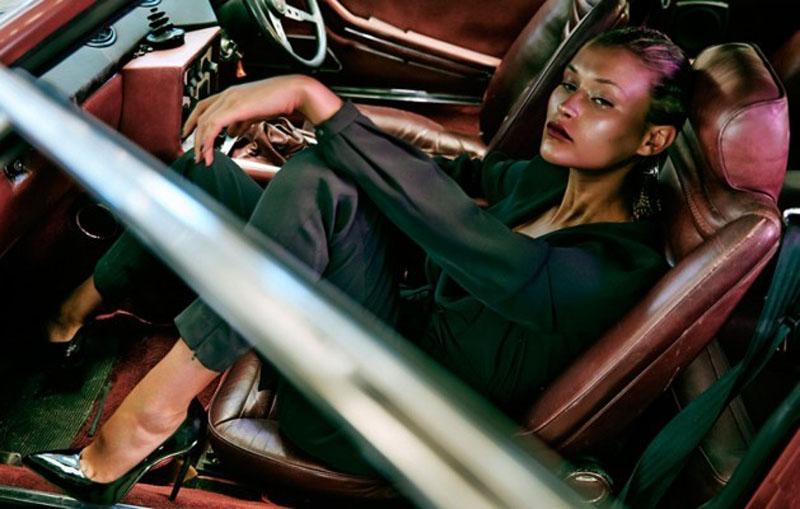 chloe lecareuz, baby you can drive my car chloe lecareux (7)