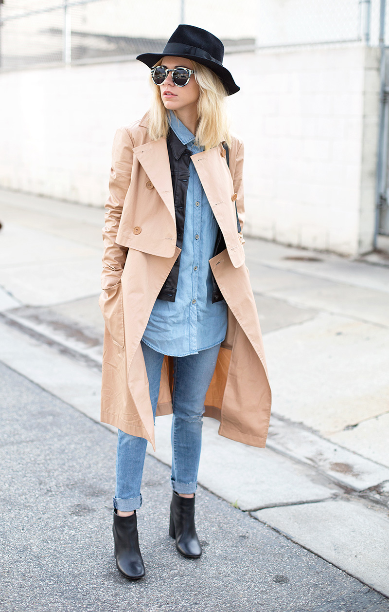 tibi trench coat, trench coat, always judging style