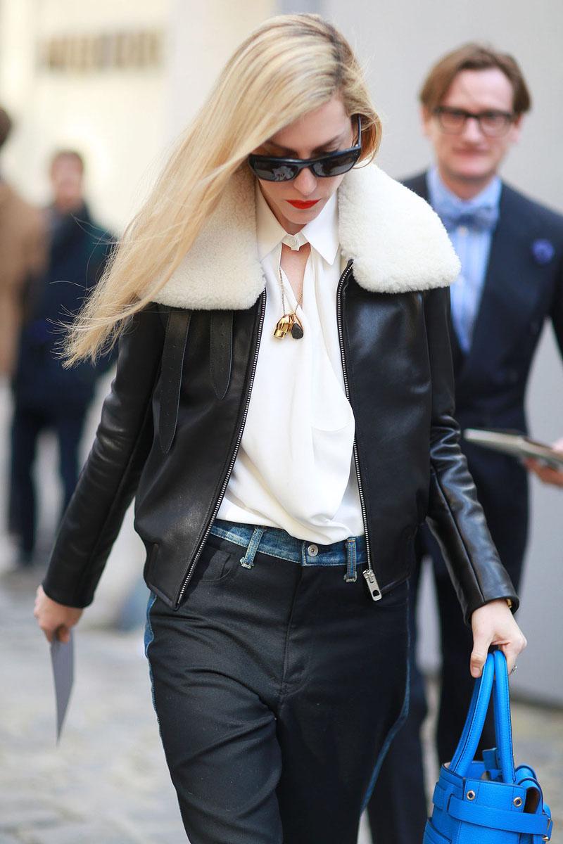 paris fashion week, fashion week aw14, paris street style, paris fashion week aw14 (11)