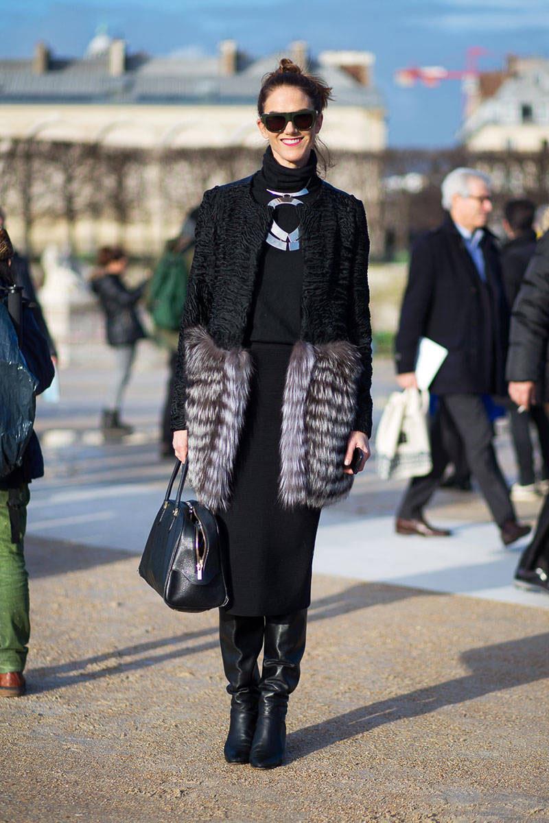 paris fashion week, fashion week aw14, paris street style, paris fashion week aw14 (32)