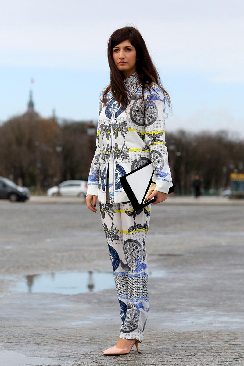 paris fashion week, fashion week aw14, paris street style, paris fashion week aw14 (14)