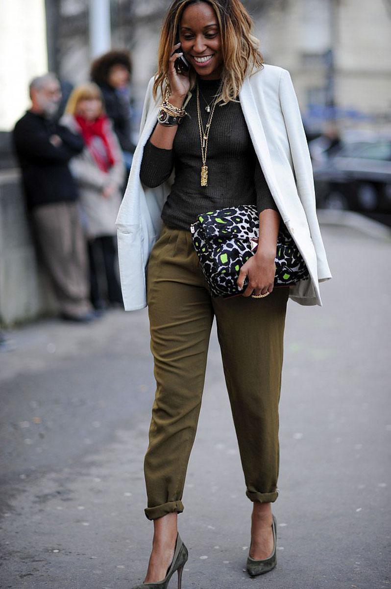 paris fashion week, fashion week aw14, paris street style, paris fashion week aw14 (1)