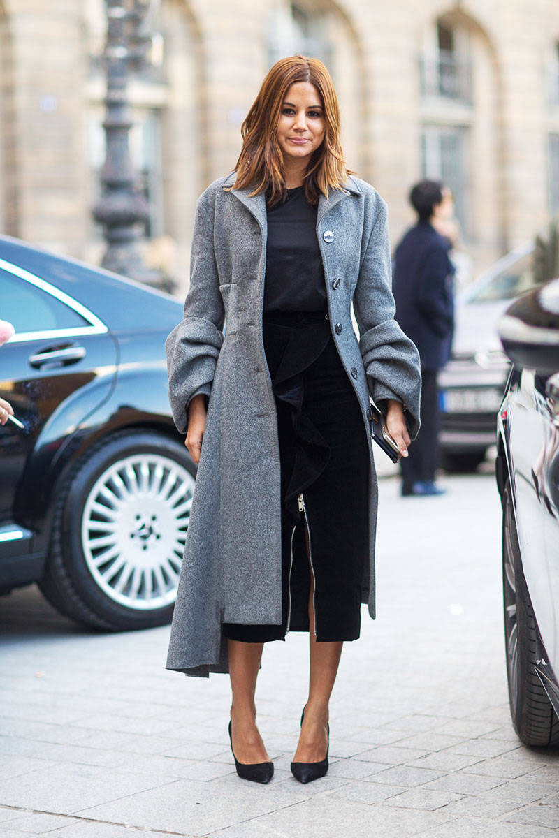 paris fashion week, fashion week aw14, paris street style, paris fashion week aw14 (28)