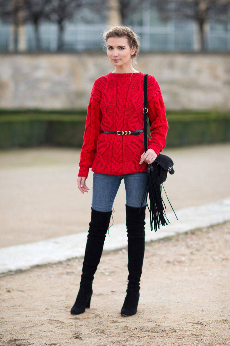 paris fashion week, fashion week aw14, paris street style, paris fashion week aw14 (10)