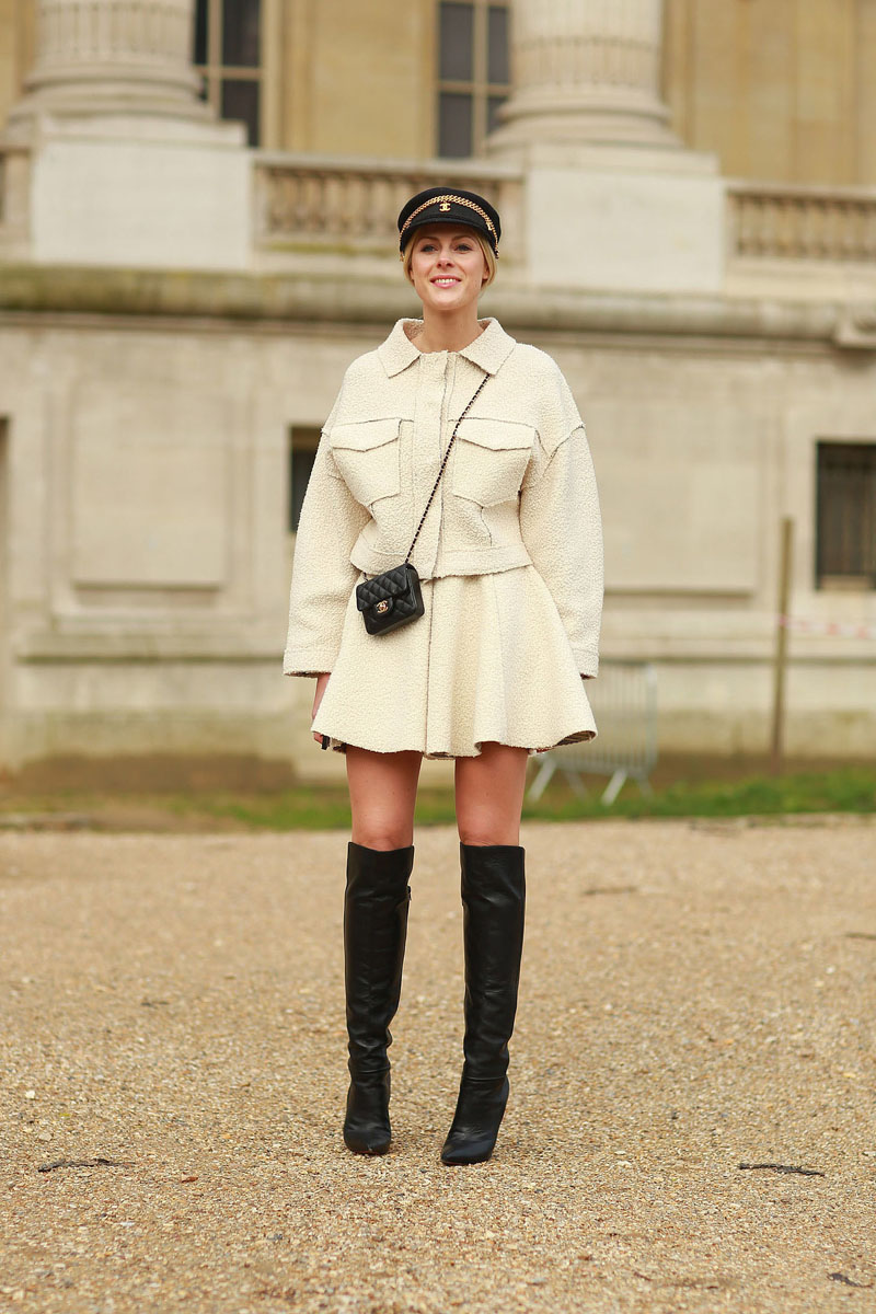 paris fashion week, fashion week aw14, paris street style, paris fashion week aw14 (21)