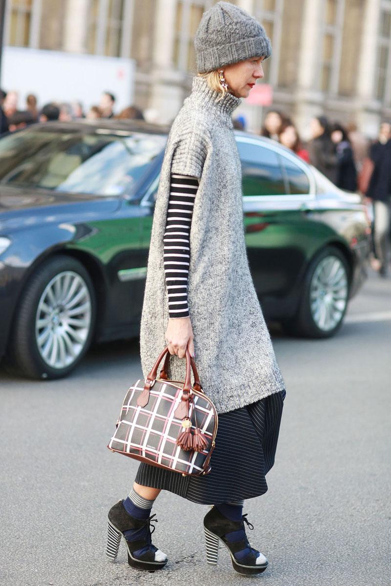 paris fashion week, fashion week aw14, paris street style, paris fashion week aw14 (5)