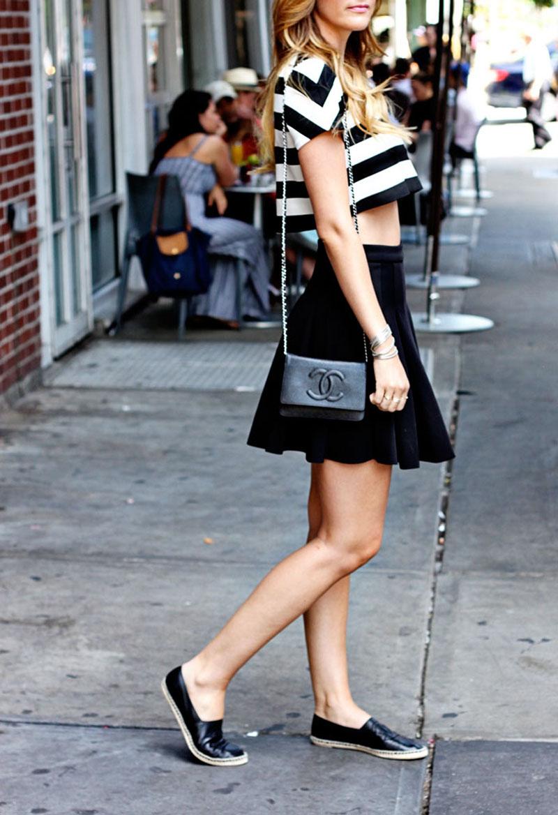 chanel espadrilles, chanel espadrilles street style (27)